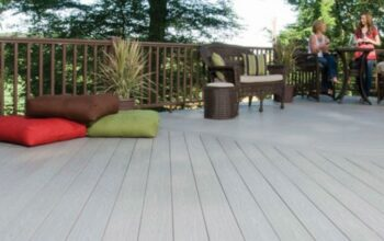 Why should we consider PVC & Composite Decking over Traditional Decking?